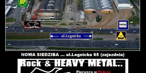 Szkoła muzyczna Rock & Heavy Metal